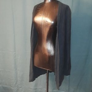 ** Gap Essential Open Mohair & Wool Sweater pocket